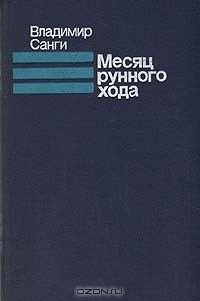 Владимир Санги - Месяц рунного хода