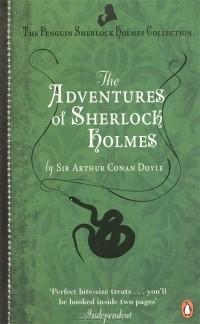 Arthur Conan Doyle - The Adventures of Sherlock Holmes (сборник)