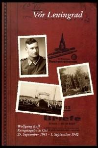 Вольфганг Буфф - Под Ленинградом. Военный дневник