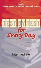 Test by test 6 класс чесова