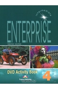 - Enterprise 4: Intermediate: DVD Activity Book