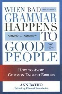 common errors in english ussage essay