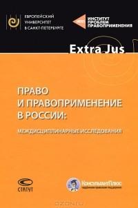 Вадим Волков - Право и правоприменение в России. Междисциплинарные исследования