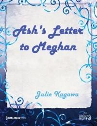 Afbeeldingsresultaat voor Ash's letter to Meghan