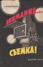 Кирилл Домбровский - Внимание… съемка!