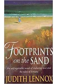 Judith Lennox - Footprints on the Sand