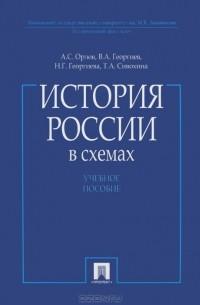 - История России в схемах