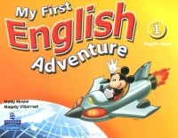 - My First English Adventure: Pupils Book 1