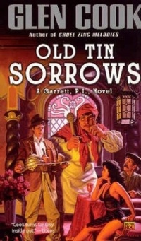 Glen Cook - Old Tin Sorrows