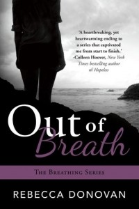 Rebecca Donovan - Out of Breath
