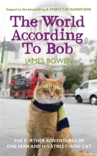 James Bowen - The World According to Bob: The Further Adventures of One Man and His Street-wise Cat