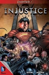 Tom Taylor - Injustice: Gods Among Us