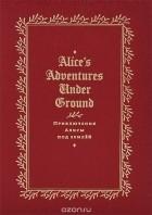 Льюис Кэрролл - Приключение Алисы под землей