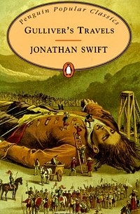 a book review of gullivers travels by jonathan swift