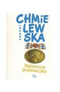 Joanna Chmielewska - Najstarsza prawnuczka