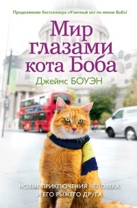 Джеймс Боуэн - Мир глазами кота Боба