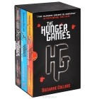 Сьюзен Коллинз - The Hunger Games Trilogy Box Set  (комплект из 3 книг)