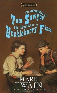 Марк Твен - The Adventures of Tom Sawyer and Adventures of Huckleberry Finn