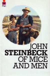a character analysis of george and lennie in of mice and men by john steinbeck Lennie, george, candy, curley's wife home → sparknotes → literature study guides → of mice and men → character list of mice and men john steinbeck.