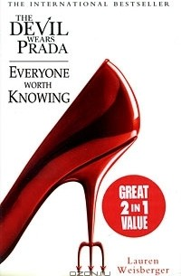 book review the devil wears prada Original review date: 7/26/06 the devil wears prada is a movie about high fashion (or couture) and the world behind it, made accessible through the eyes of a new comer.