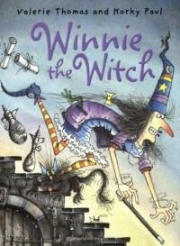 Valerie Thomas, Korky Paul - Winnie the Witch