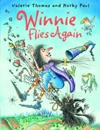 Valerie Thomas, Korky Paul - Winnie Flies Again
