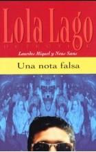 Lourdes Miquel, Neus Sans - Una nota falsa