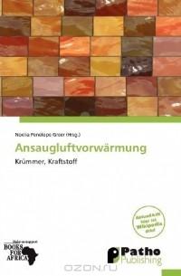 - Ansaugluftvorwarmung (German Edition)