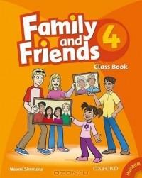 гдз английского языка 4 класс family and friends workbook