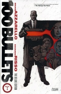 - 100 Bullets Deluxe Edition Volume 1
