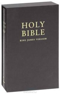 King James - Holy Bible (подарочное издание)