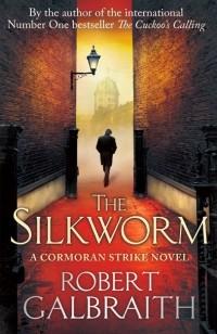 Роберт Гэлбрейт - The Silkworm