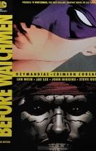 - Before Watchmen: Ozymandias. Crimson Corsair