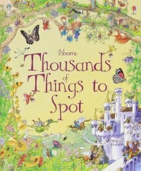 - Thousands of Things to Spot (сборник)
