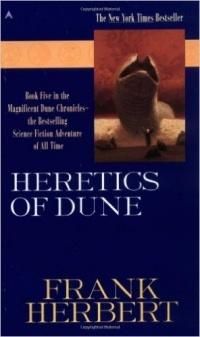 Frank Herbert - Heretics of Dune