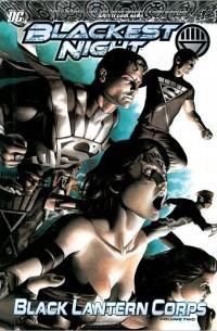 James Robinson - Blackest Night: Black Lantern Corps: Volume 2