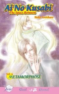 Reiko Yoshihara - Ai No Kusabi The Space Between Volume 6: Metamorphose
