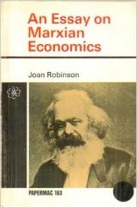 robinson an essay on marxian economics Joan robinson an essay on marxian economics