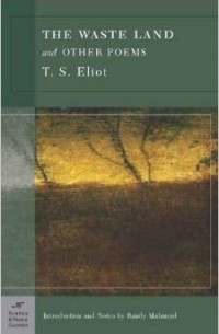 t s eliot's the waste land