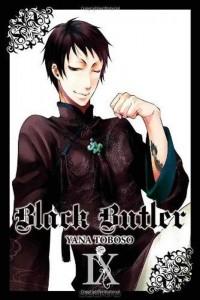 Yana Toboso - Black Butler: Volume 9