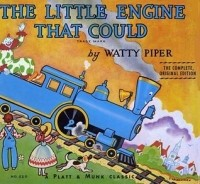 Watty Piper - The Little Engine That Could