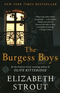 Элизабет Страут - The Burgess Boys