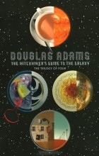 Douglas Adams - The Hitchhiker's Guide to the Galaxy