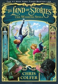 Chris Colfer - Land of Stories: The Wishing Spell