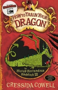 Cressida Cowell - How to Train Your Dragon