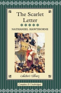 the morality is through hawthornes book the scarlet letter After finishing ''the scarlet letter'' nathaniel hawthorne tried to read its final scene to his wife but was as i read the book through i'm sure i'll be.