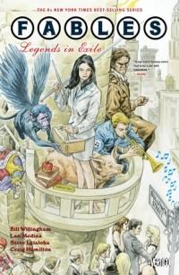 Bill Willingham - Fables Vol. 1: Legends in Exile