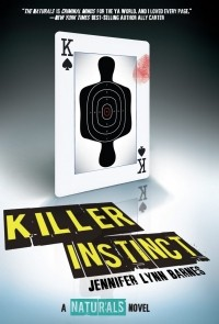 Jennifer Lynn Barnes - Killer Instinct