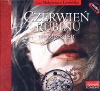 Kerstin Gier - Czerwień rubinu. Trylogia czasu (audiobook)