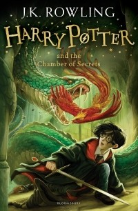 J.K. Rowling - Harry Potter and the Chamber of Secrets
